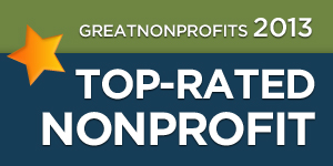 greatnonprofits badge